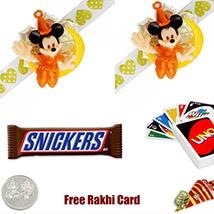 Kids Rakhi Uno Pack