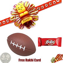 Kids Rakhi Football Pack