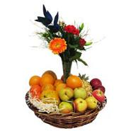 Fruit and Flower Basket-SA