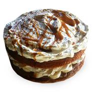 Banoffee Pie Cake 1kg