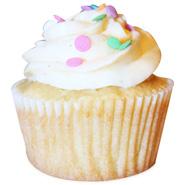 12 Vanilla Bean Cupcakes