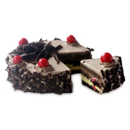 1kg German Black Forest Cake