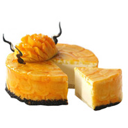 1kg Mango Delight Cake Bangalore