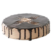 1kg Eggless Chocolate Mousse Cake