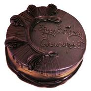 Half kg Choco Celebration Cake