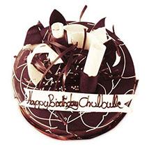 Half kg Belgian Choco Cake