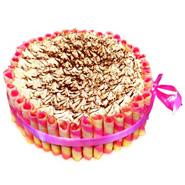 Half kg Tiramisu Cake