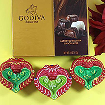 Diwali with Godiva Chocolates