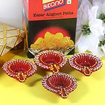 Diwali with Biknao Angoori Petha