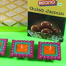 Diwali with Gulab Jamun