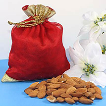 Diwali with Almonds