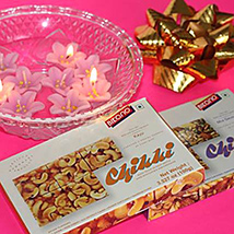 Diwali with Chikki