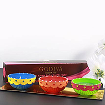 Diwali with Godiva Truffles