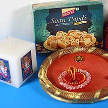 Diwali Subhkamna set