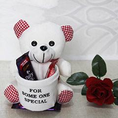 Cutie Teddy Holder- 6cm