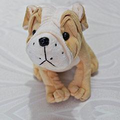Cute Pug - 10 cm