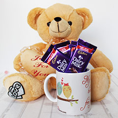 A Heart Winning Hamper