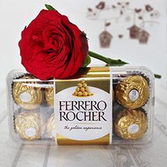 Rose n Choco Love