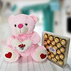 Pink, Cute & Chocolaty