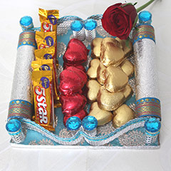 Chocolate & Rose