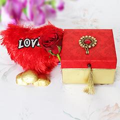 True Red Love