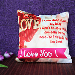 Lovable Cushion