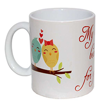 Loving Bird Mug