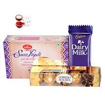 Sweets & Chocolates for Bhai Dooj