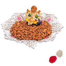 Almonds & Ganesha's Blessing For U