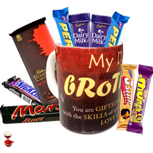 Bhaidooj Tantalizing Choco Combo