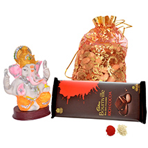 Sweet & Healthy Combo with Ganesha