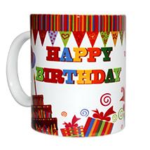 Special Birthday Mug