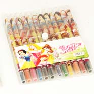 Barbie Roll Pen Crayons