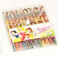 Barbie Roll Pen Crayons