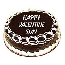 Choco Cake for my Valentine