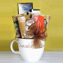 Chocolat Gift Basket