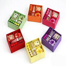 Set of 6 Incense Sets