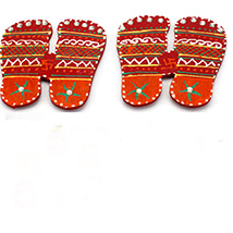 Laxmi Goddess Feet