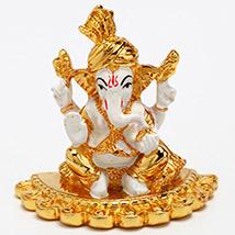 Half Sun Ganesha