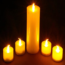 LED Candles Set