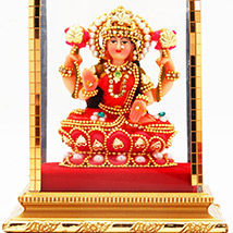 LP 49 Goddess Laxmi Idol