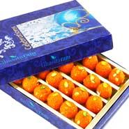 Motichoor Laddoo Box (250 gms)