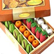 Sugarfree Fruit Box 250 gms