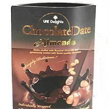 Chocolates-Chocolate Date Almonds