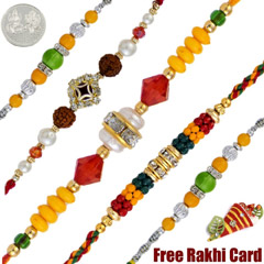 Fancy Rakhi Set of 5 /></a></div><div class=