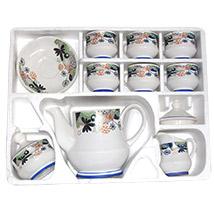 A Complete Tea Set