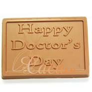 Happy Doctors Day Chocolate