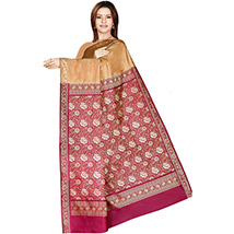 Silk Saree/Sari  (F-01)