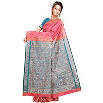 Silk Saree/Sari  (F-44)