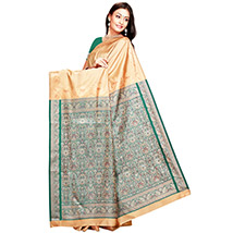 Silk Saree/Sari  (F-45)